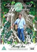 DVD Around the World in 80 Gardens