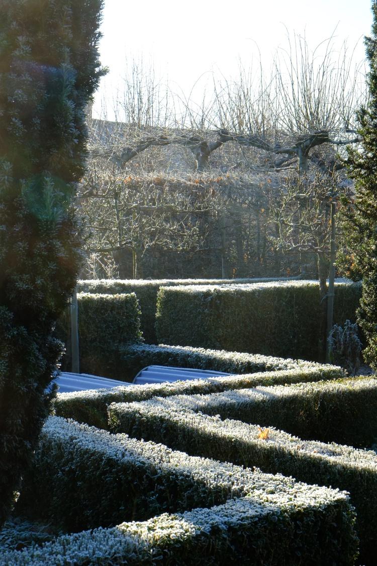 December hedges